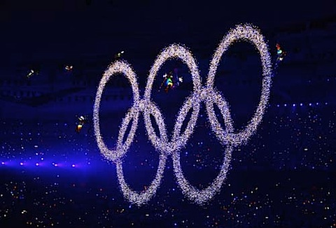 2008 Olympics Games Opening Ceremony (3/6)