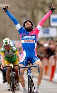 Patxi Vila. 2006ko Paris-Nizako etapa baten garaipena