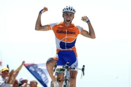 Juanma Garate. 20. etapan garaipena
