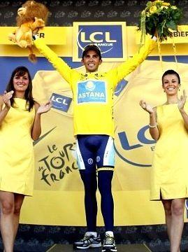 Contador Tourreko podiumean