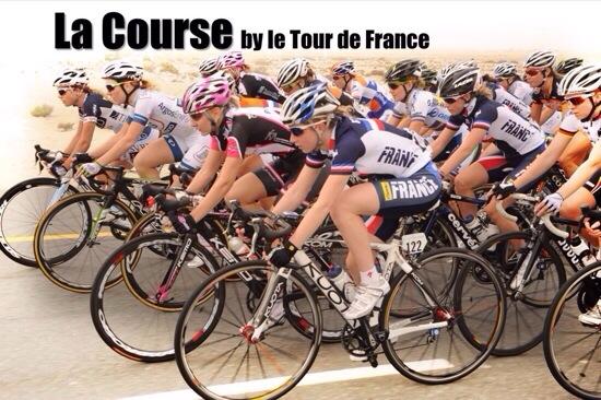 La Course. Frantziako Tourraren eskutik