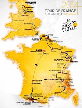 Frantziako Tourra 2014