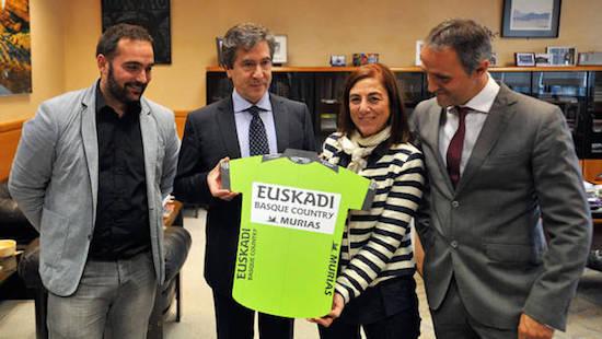 euskadi basque country murias team
