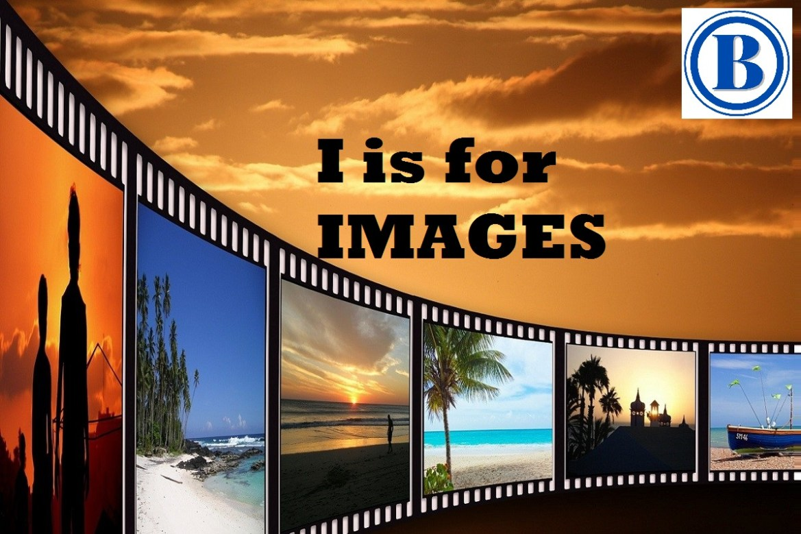 I is for Images ~ 3 rules when posting Images