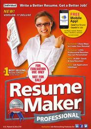 resumemaker professional deluxe 17 download review resume builder