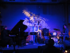Stanton Moore Trio au Snug Harbor à New Orleans