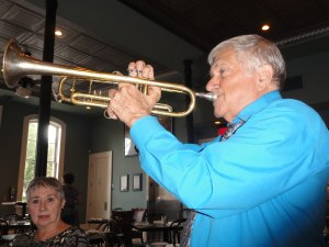 Charlie Miller (trompette)