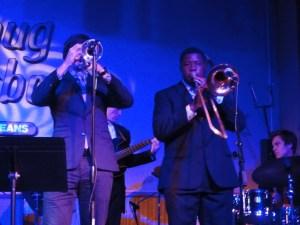 Concert Nocca au Snug Harbor