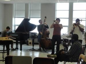 Une classe jazz