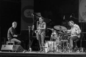 Alexandra Grimal trio 2