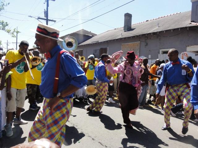 Street danseurs