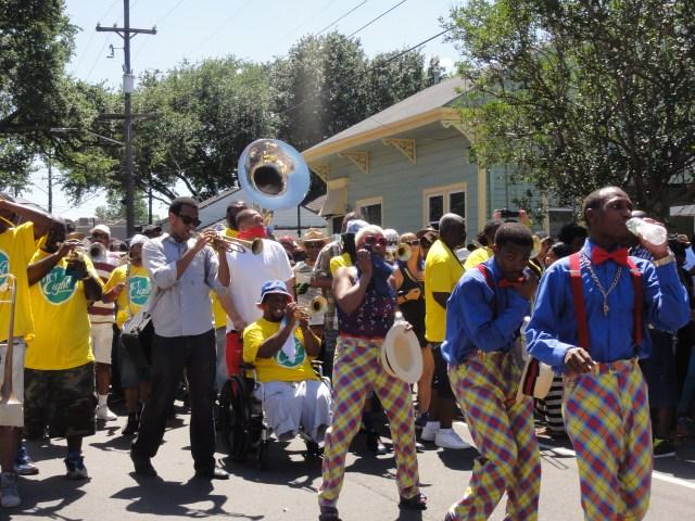 Treme Parade