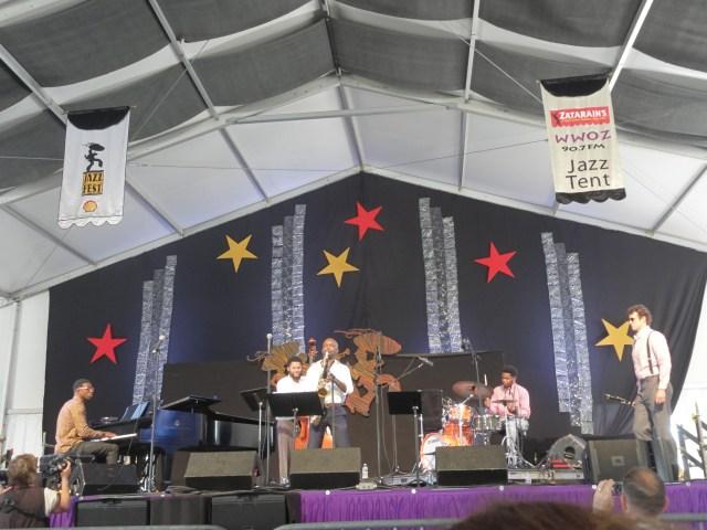Khari Allen Lee & Gregory Agid Quintet