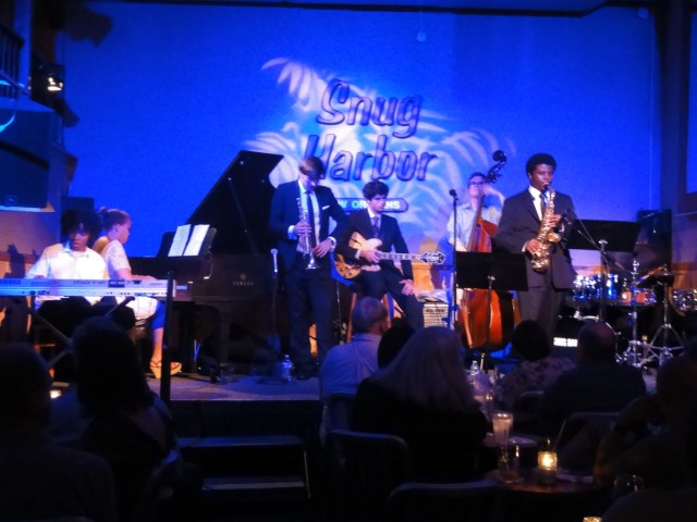 Nocca Jazz Ensemble