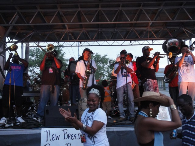 New Beed Brass Band