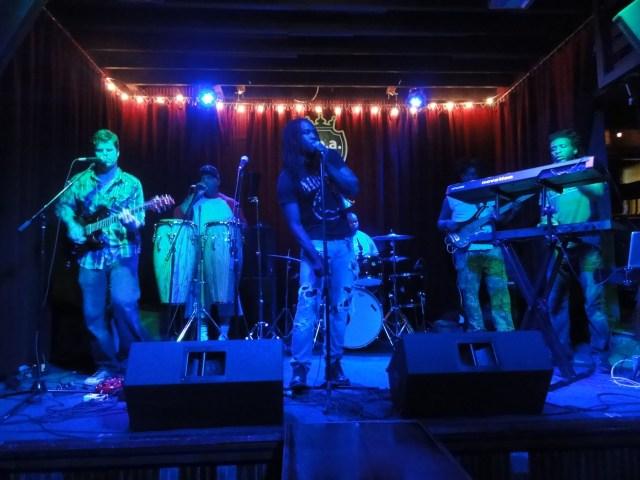 Shamarr Allen & The Underdawgs