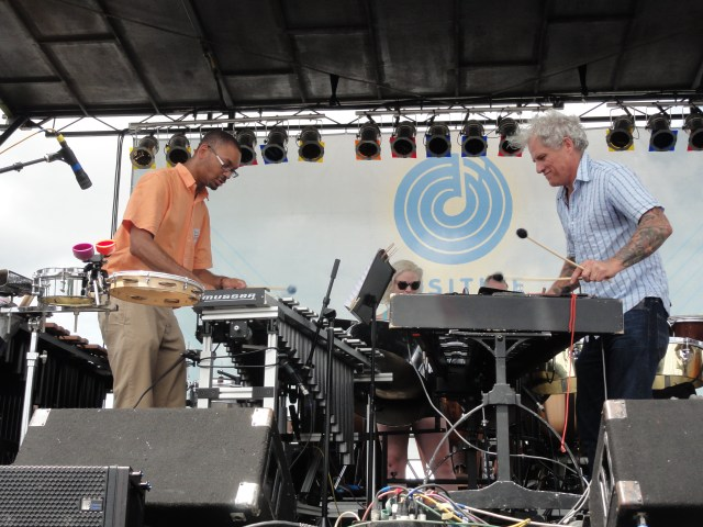 Jason Marsalis & Mike Dillon