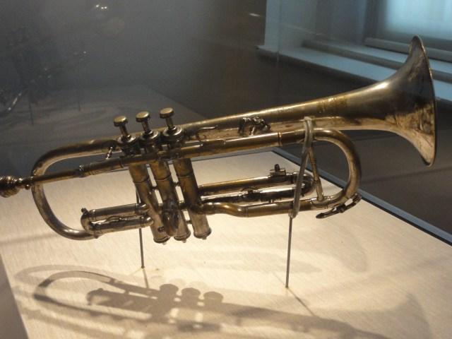 1er cornet de Louis Armstrong