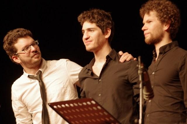Paul Jarrett Trio