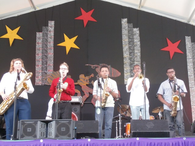 Nocca Jazz Ensemble