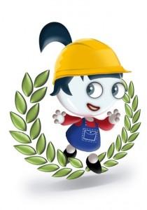 A partir du 1er janvier 2012, le FAF-SAB devient L'OPCA* DE LA CONSTRUCTION