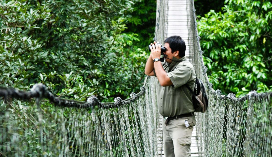 Q&A: Community-based Ecotourism in the Jungles of Peru