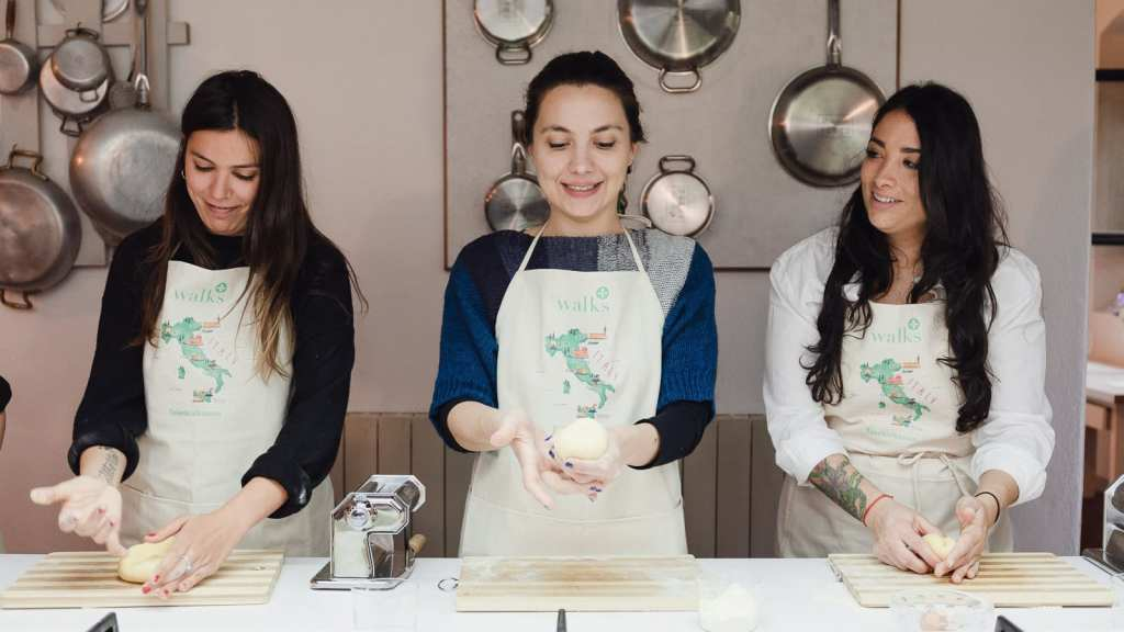 Pasta making class by Walks of Italy | Alternative things to do in Rome