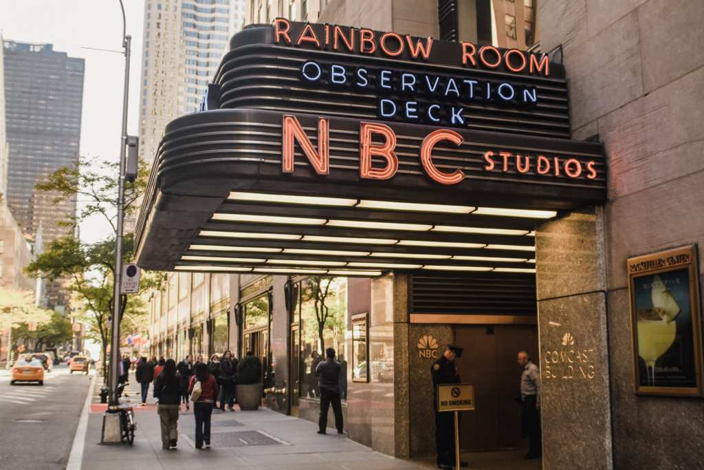 NBC Studios, New York
