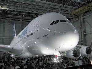 ¿Por qué los aviones Airbus empiezan por tres?