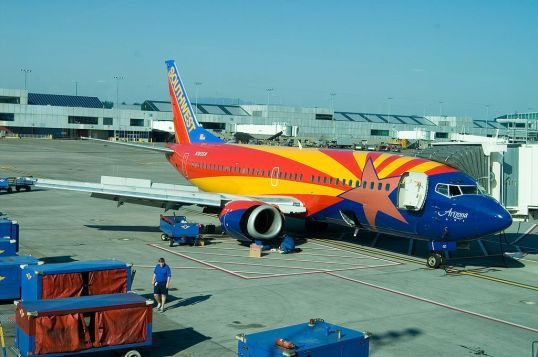 B-737 de Southwest, Arizona One
