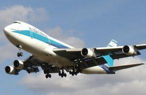 Uranio como contrapeso en aviones