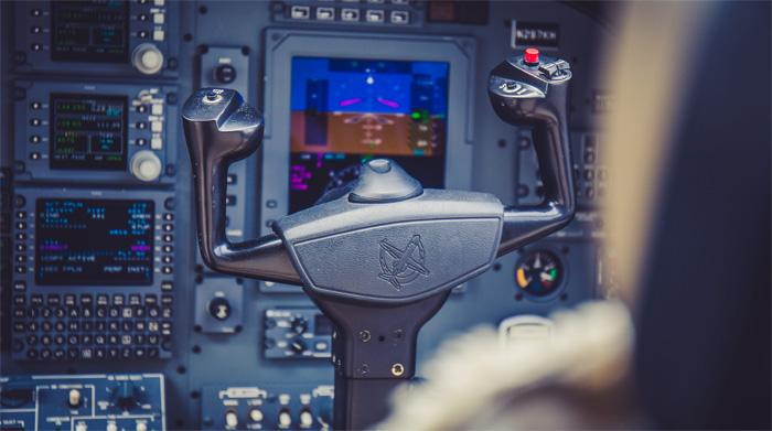 mejor joystick pc simulador de vuelo