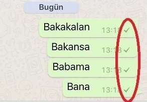 Whatsapp Engeli Kesin Olarak Anlama