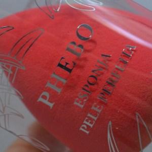 Esponja Pele Perfeita da Phebo