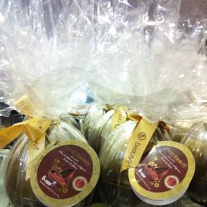Opções de chocolates saudáveis para a Páscoa