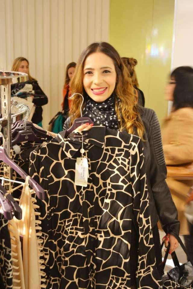Fe Goncalves A Melhor Escolha Giuliana Romanni C&A