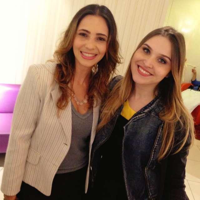 Fe Goncalves e Lu Ferreira Blog Chata de Galocha