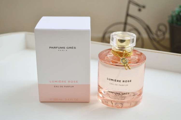 Parfums Gres Lumiere Rose