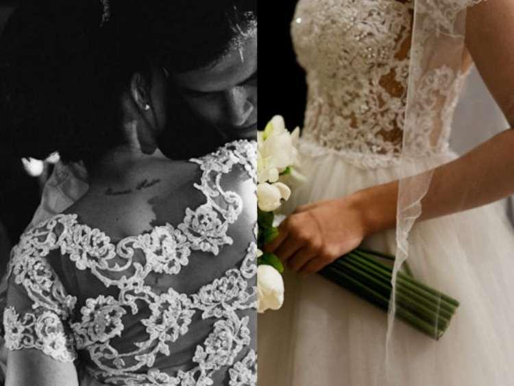 Vestido Noiva Camila Coutinho