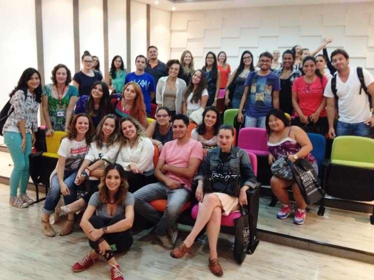 Primeira turma graduacao Midias Sociais Digitais Belas Artes