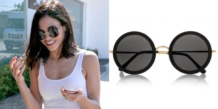 a melhor escolha_oculos oval rosto coracao