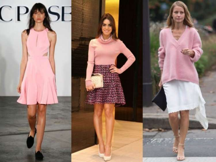 a melhor escolha_inspiracao de looks rose quartz pantone