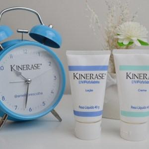 Cuidado especial com a pele usando Kinerase