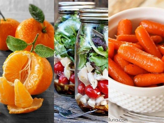 Inclua alimentos rico em fibras e agua para manter o corpo saudavel e hidratado