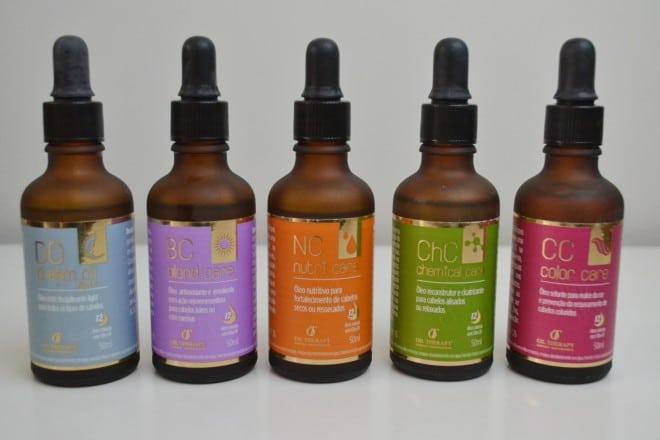 resenha oleo para cabelos oiltherapy