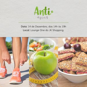 Anti Aging: Qualidade de vida, longevidade e lifestyle