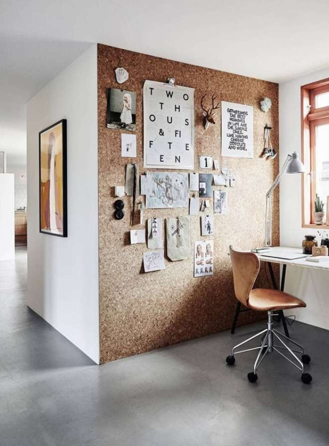 post com ideias para decorar home office
