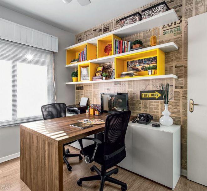 blog a melhor escolha_decoracao home office moderna e cool