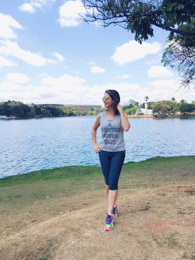 A busca por bem-estar (wellness) e mais qualidade de vida por meio de um estilo de vida saudável, com a prática de exercícios e alimentação equilibrada