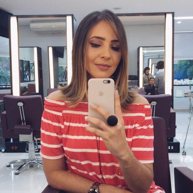 post sobre o tratamento para cabelos botox capilar feito no salão DUO Jardins em São Paulo